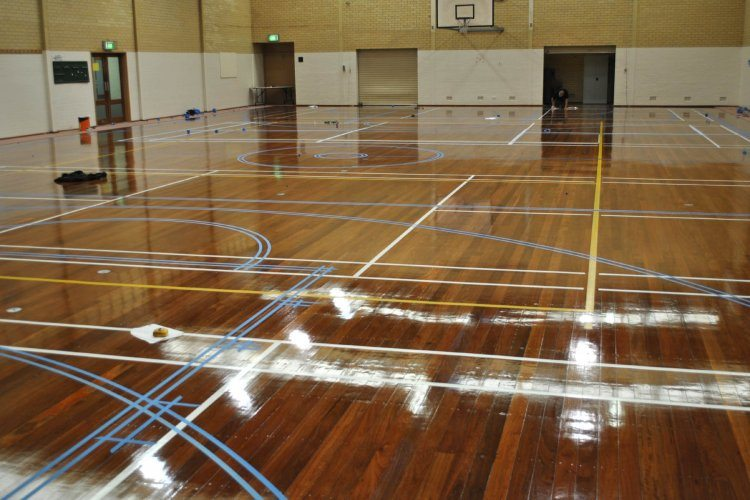 commercial Timber Floor